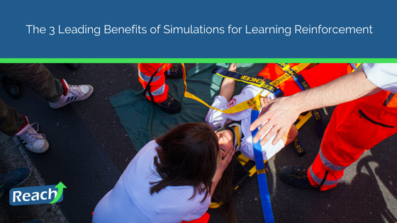 The 3 Leading Benefits of Simulations for Learning Reinforcement